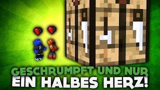 GESCHRUMPFT UND NUR EIN HALBES HERZ! | DieBuddiesZocken