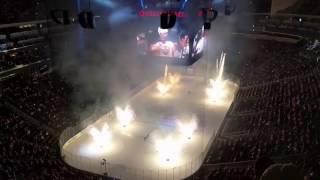 New Year Celebration in Edmonton Canada 2017