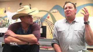 """""""On the DL"""" with Dustin Lynch Ep 7 (S02):  St. Jude"""