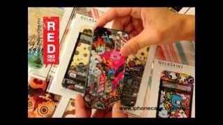Gelaskins Malaysia Installation for iPhone 5