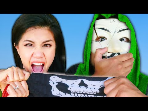 PZ9's FACE REVEALS a SECRET MESSAGE! Drawing Challenge to Learn Coding Hidden under Melvin's Mask!