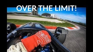 OVER THE LIMIT SOME TIMES HAPPENS - RACING IS LIFE 2019 EP. 41