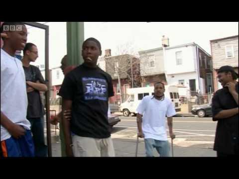 Shootings and snitchings in Philadelphia - Louis Theroux - Killadelphia - BBC