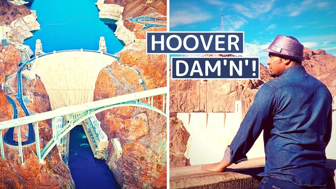 Hoover Dam & Tour Review - EVERYTHING You Need To Know | Nevada Travel Vlog