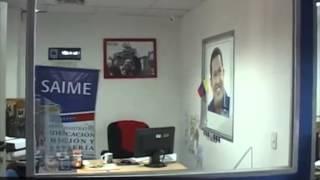 #12S Así quedó la oficina Jacinto Lara del Saime en Barquisimeto