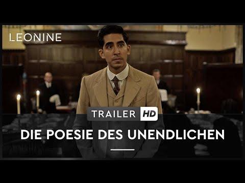 Die Poesie des Unendlichen - Trailer (deutsch/german)
