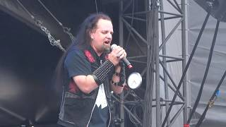 Vicious Rumors - Soldiers Of The Night LIVE (Bang Your Head 2017)