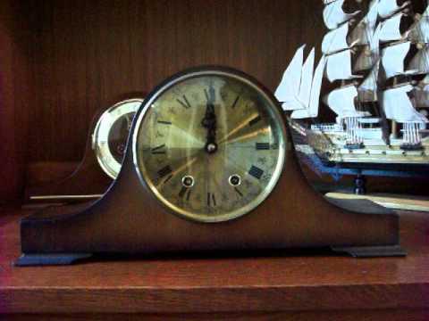 Sears Tradition Bim Bam Mantel Clock