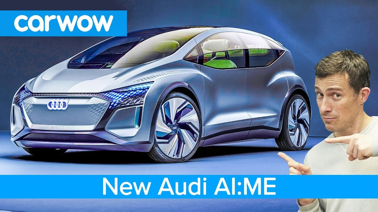 Audi AI:ME - could this car spawn an all-new A2 EV?