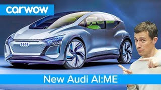 Audi AI:ME - could this car spawn an all-new A2 EV?