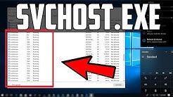 How to Fix svchost.exe High CPU Usage in Windows 10[Solved]