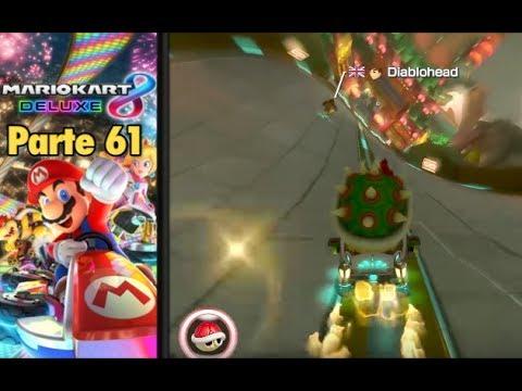 ¡NO ME LO PUEDO CREER! - Parte 61 Mario Kart 8 Deluxe - Español