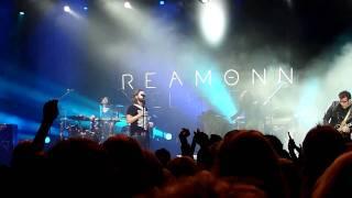Reamonn - Faith & Set of keys (Intro) live im Amphitheater Gelsenkirchen 28.08.2010