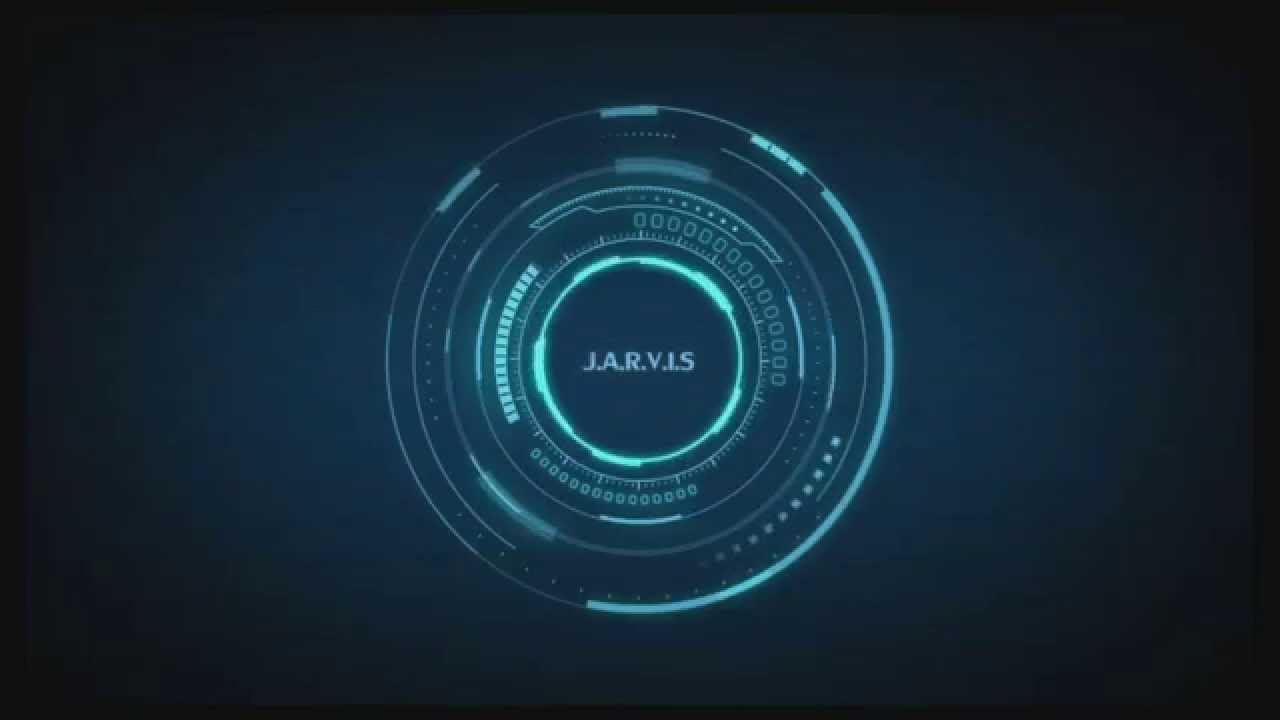 J.A.R.V.I.S live wallpaper - YouTube