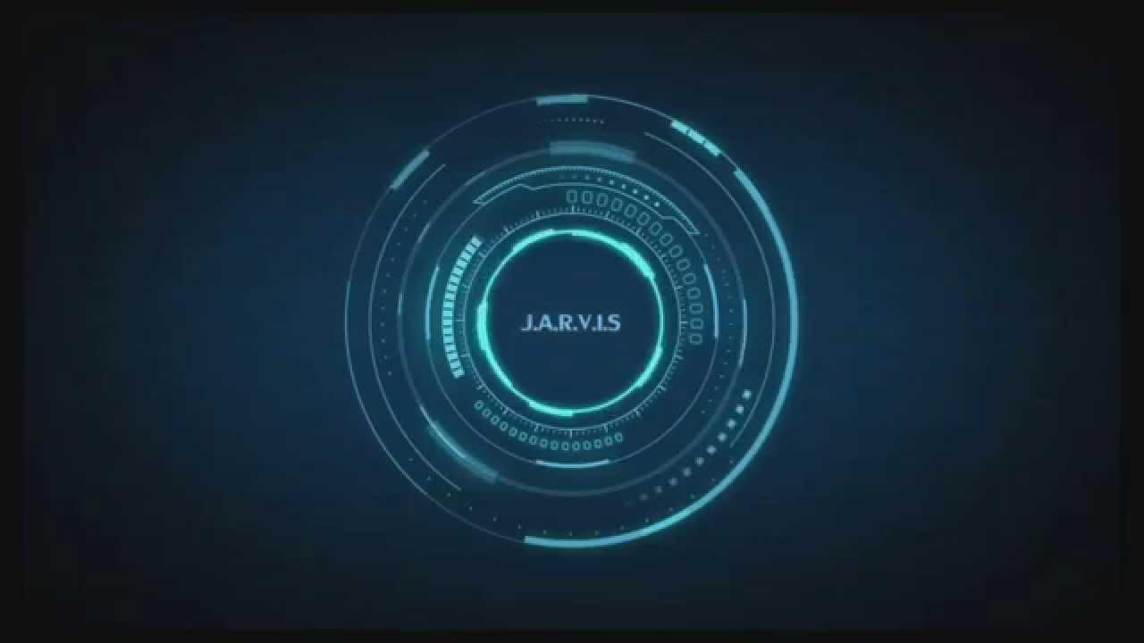 J.A.R.V.I.S live wallpaper - YouTube