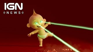 Pixar Announces Incredibles 2 Voice Cast and Character List - IGN News