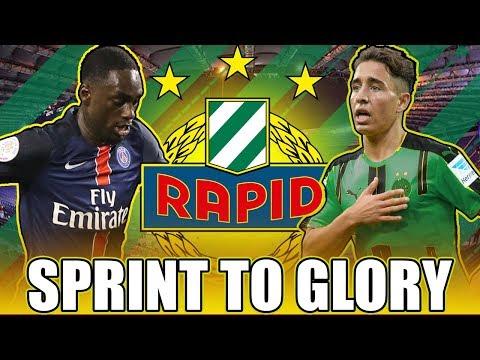 TRIPLE SIEGER IN ÖSTERREICH !! 😱🏆 | FIFA 17: RAPID WIEN SPRINT TO GLORY KARRIERE