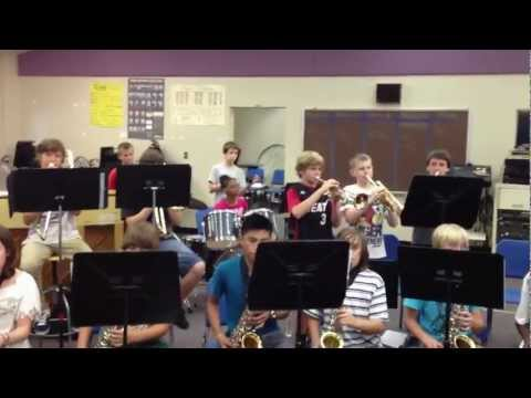 Greenwood Lakes Middle School Jazz-Rock Ensemble