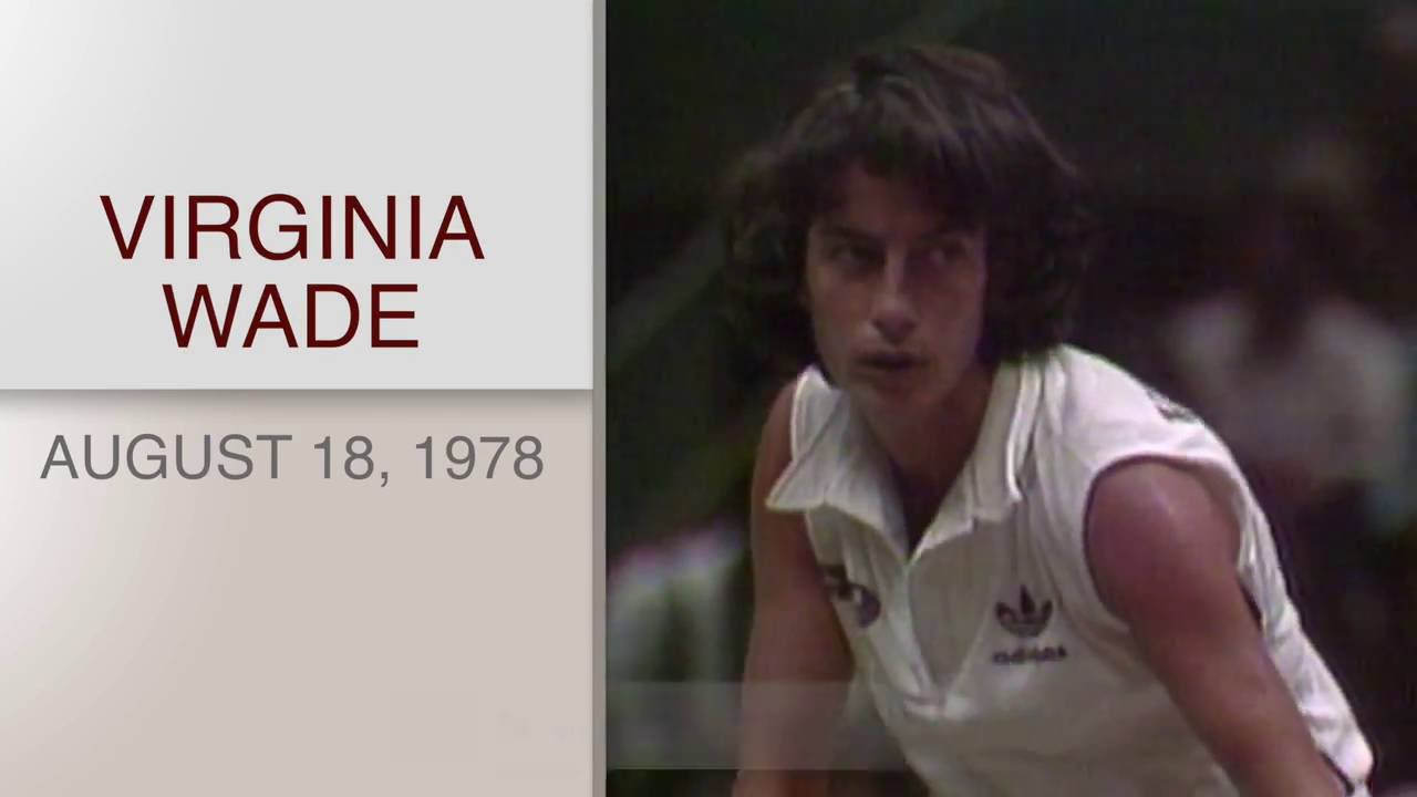 Mylan WTT TBT Presented By GEICO Virginia Wade