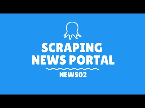 Scraping News Portal From Detail Pages