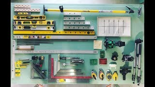 Мой комплект разметочно-измерительного инструмента или зачем тебе такая точность? =))
