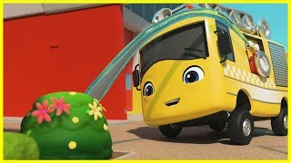 Buster the Hero Fire Truck Saves the Day | Go Buster | Baby Cartoons | Kids Videos | Single Episode
