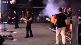 Jimmy Eat World- The Middle (Live at Reading Festival 2014)