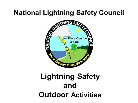 Lightning Safety and Outdoor Activities