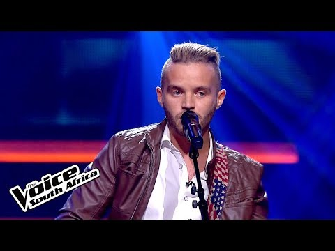 Daniel Jay – 'You Don't Know Me' | KnockOuts | The Voice SA | M-Net