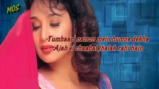 Tumhari Nazron Mein Humne Dekha - Kal Ki Awaz 1992 - Kumar Sanu & Asha Bhonsle