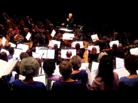 Hallelujah Chorus:Handel - Birmingham Choral Union & London Concert Orchestra