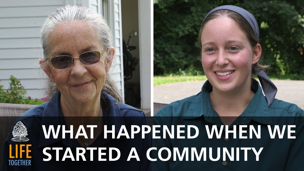 What Happened When We Started Our Own Intentional Community