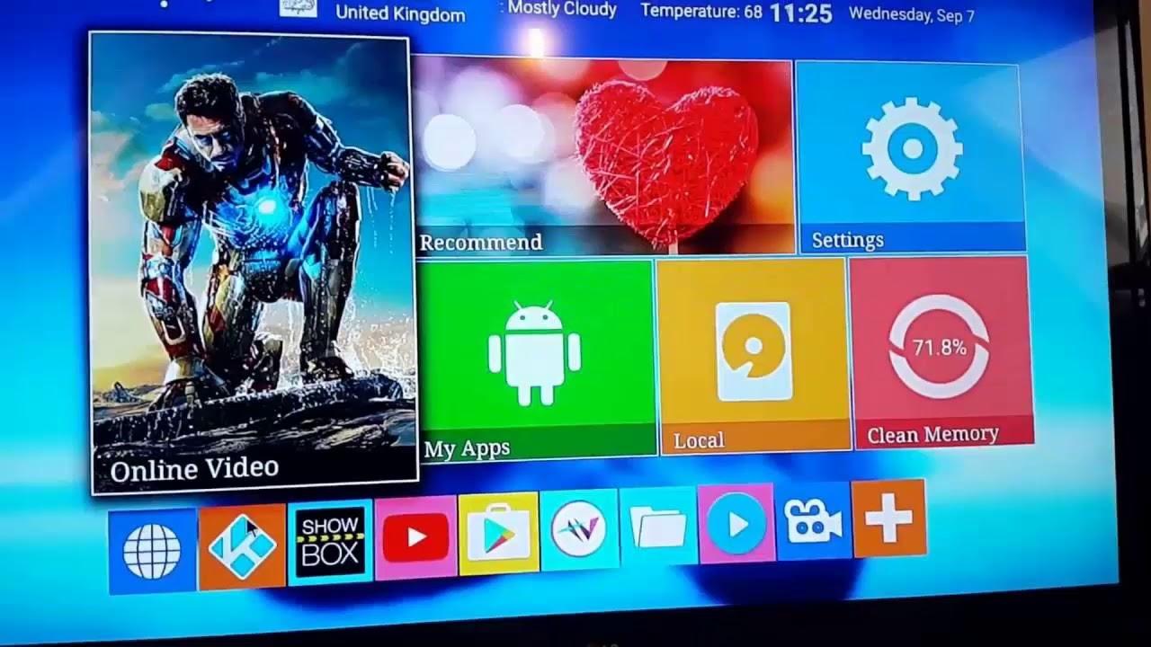 مراجعة جهاز Mxq Pro 4k المحاسن و المساوئ Youtube