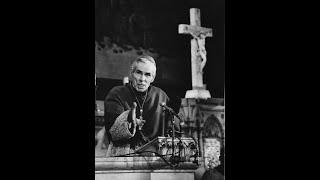 Crisis in Christendom: The Christian Order ~ Ven Fulton J. Sheen ~  (31 January 1943)