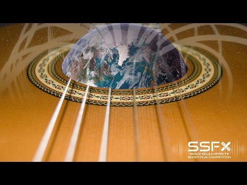 Earth's Massive Magnetic Musical Instrument | Magnetospheric Resonances | SSFX Space Sound Effects
