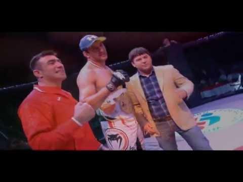 Combat Sambo (MMA) Tajikistan Битва Исмоили СОМОНИ 4