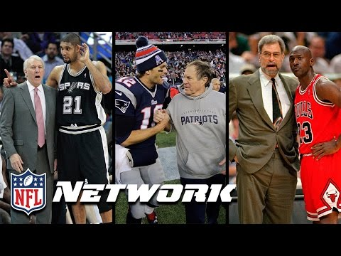 Who is the Best Player/ Coach Combo of All Time?   NFL Network   Good Morning Football