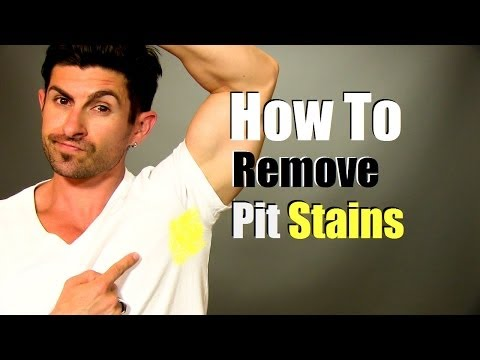 How To Remove Yellow Armpit Stains (Quick, Easy and Cheap)