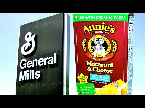 Organic Annie's Sells Out to Giant General Mills for $820M