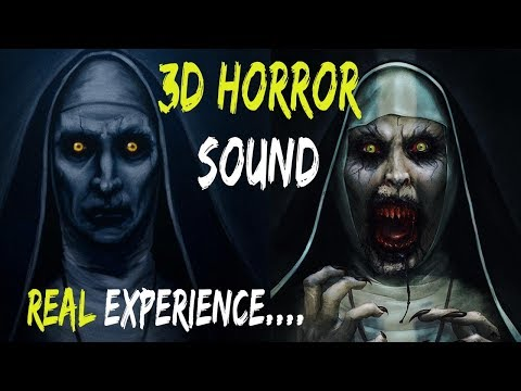 3D Horror Sound Amazing Experience ... |4D sound use handsfree|  Real sensation
