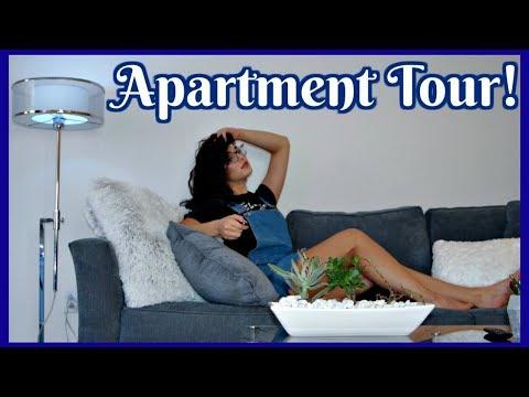 MY FIRST APARTMENT TOUR! & FILMING SET UP! | Jordan Byers