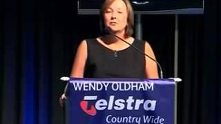 Telstra   2009 NT Business Women