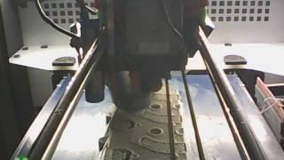 3D Printing a Cylinder Head