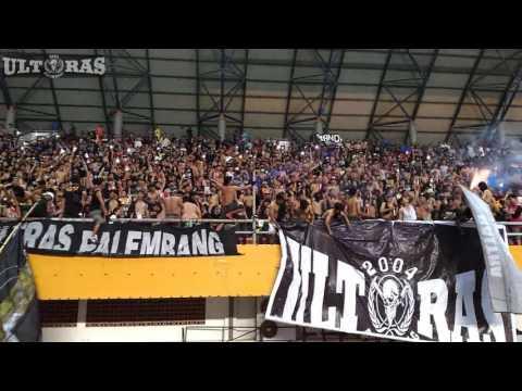 Laga Penutup Liga Kopi - Ultras Palembang 2004 - Sriwijaya FC Vs Pusamania Borneo 18 - 12 - 2016.