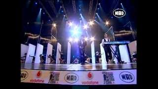 Hurts - Wonderful Life (Mad Video Music Awards 2010)