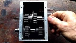 реверс редуктор для мотокультиватора