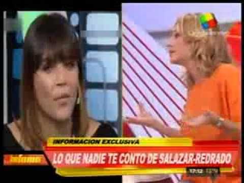 Yanina Latorre a Luli Salazar: Vos dijiste que Redrado era un golpeador y ahora volviste con él