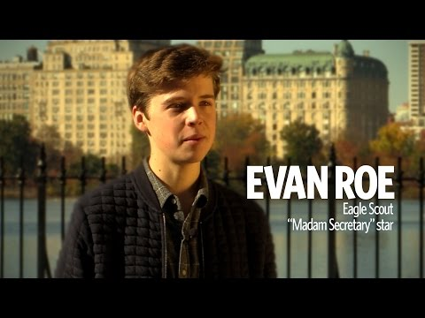 Meet Evan Roe, the Eagle Scout on