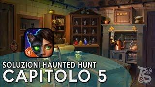 Soluzioni Adventure Escape Haunted Hunt Capitolo 5