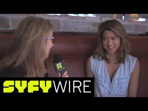 Battlestar Galactica's Grace Park: Lightning Round Questions | SYFY WIRE